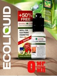 Жидкость для электронных сигарет EcoLiquid Абсент, 15 мл, без никотина